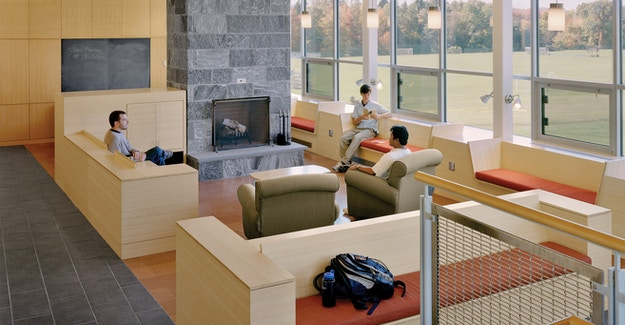 Featured Image for:Amherst College King Dorms - Bamboo Plywood Case Study