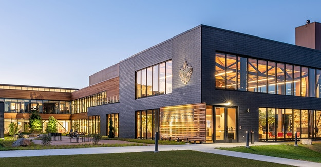 Featured Image for:BSA Leadership Center, Minnesota - Cupaclad Case Study