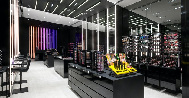 Featured Image for:MAC Cosmetics & Estée Lauder - Richlite Millwork & Surfaces Case Study